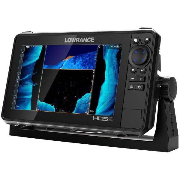 Lowrance HDS 9 LIVE mit Active Imaging 3-in-1-Heckgeber
