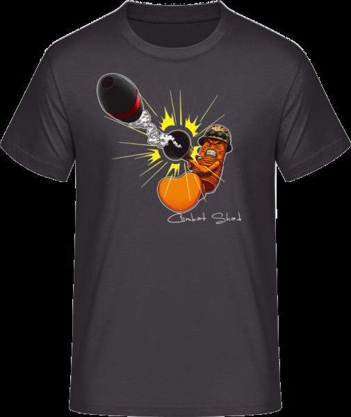 Officer Orange Bullet Shirt