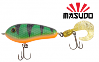 MASUDO Soft-Tail Jerkbait 8cm