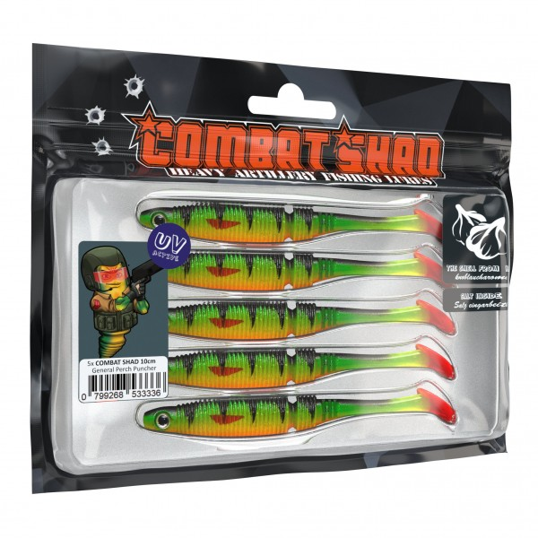 Combatshad 10cm