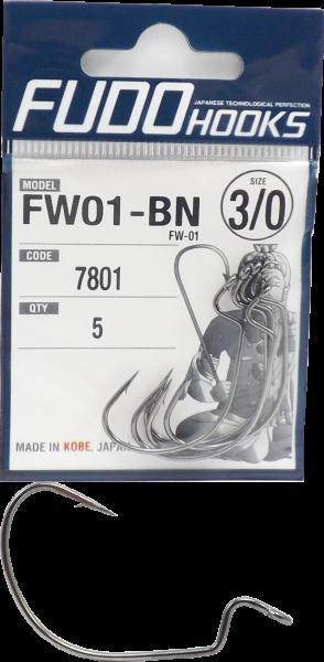 Fudo FW-01 EWG Offset Haken
