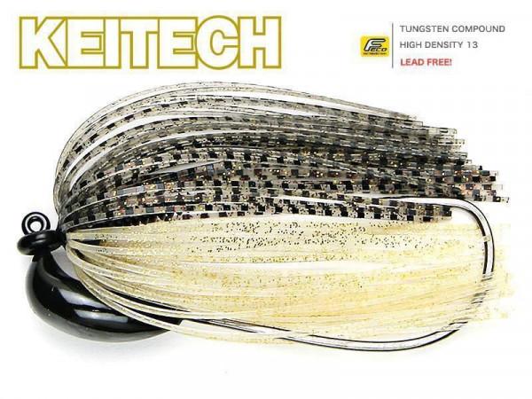 Keitech Rubber Jig Model III - Gold Flash Minnow
